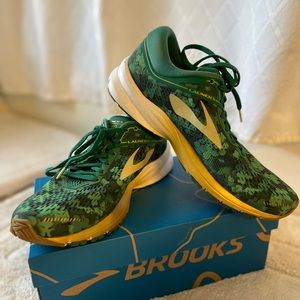 Brooks Launch 5 men's Shamrock Edition